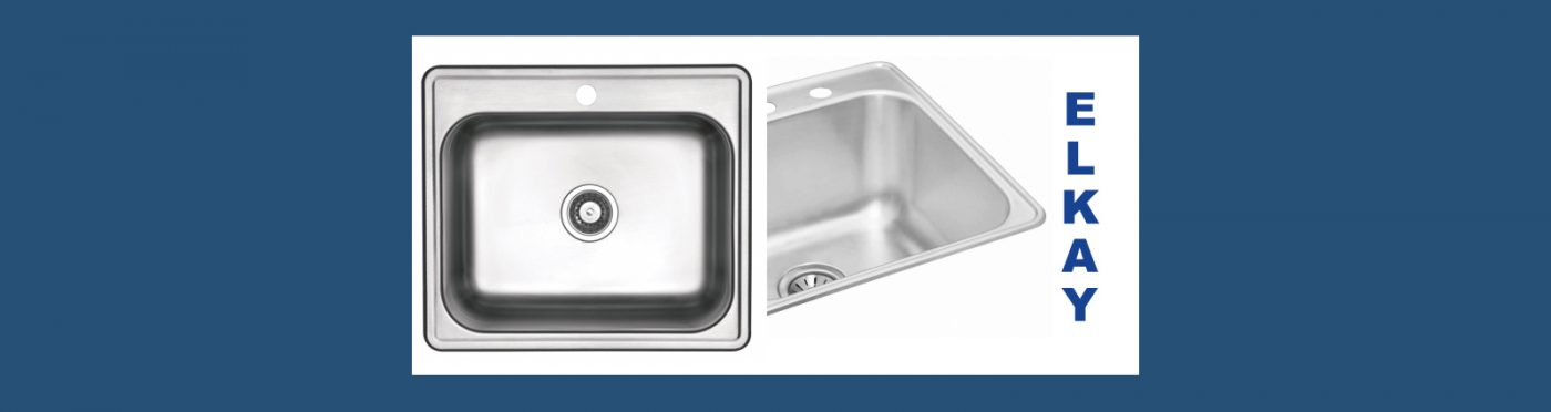 Elkay Kitchen and Laundry Sinks