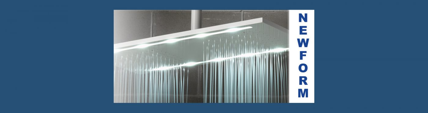 Newform Thermostatic Shower System