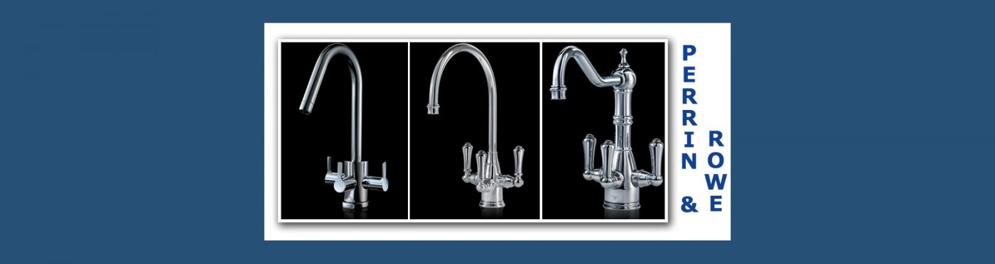 Perrin and Rowe bath and kitchen faucets