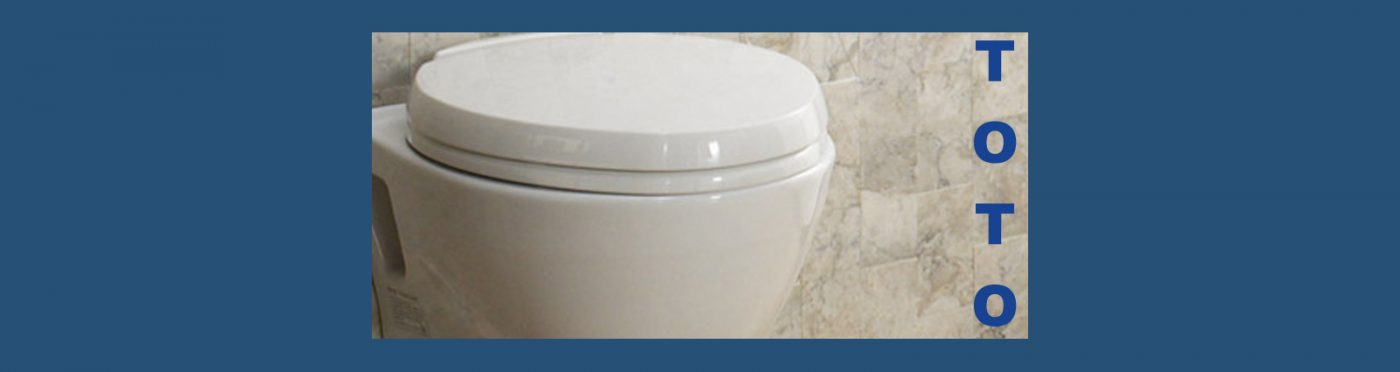 ToTo Bathroom Toilets and Fixtures