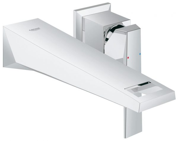 Grohe Faucet Allure Brilliant 2 Hole Wall Mount 19784000