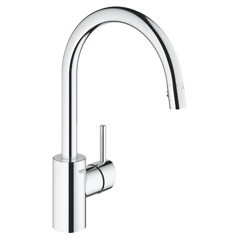 Grohe Concetto Dual Spray Pull Down Kitchen Faucet 32665001