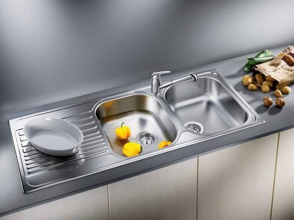 Blanco 401653/401654 Tipo 8 S Drop-in Kitchen Sink