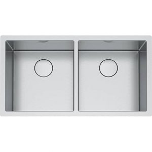 Franke PS2X120-16-16 Professional 2.0 Stainless Steel Kitchen Sink
