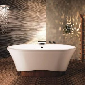 Bain Ultra AMMA OVAL 7242 FREESTANDING