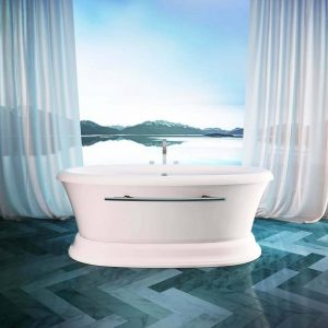Bain Ultra BALNEO NAOS 7240 Bathtub
