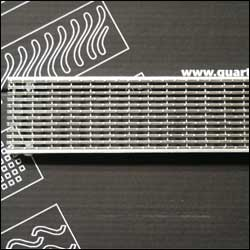 ACO- Linear Grate-37420- Shower Channel