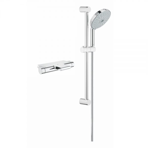 Grohe 123156 Grohtherm 2000 dual function