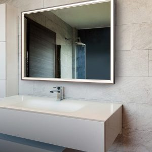 Radiance Lighted Mirror By Electric Mirror