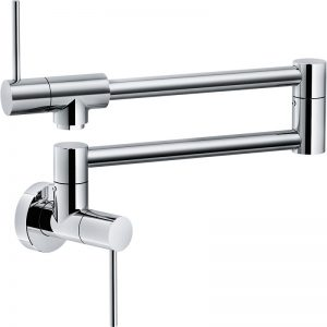 Franke PF4400 Pescara Kitchen Faucet Chrome