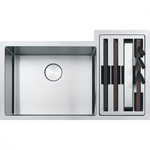 Franke CUX16021-W Culinary Stainless Steel Sink