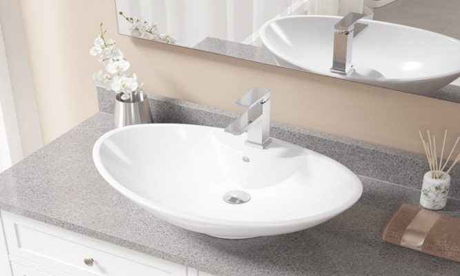 Material of Sink