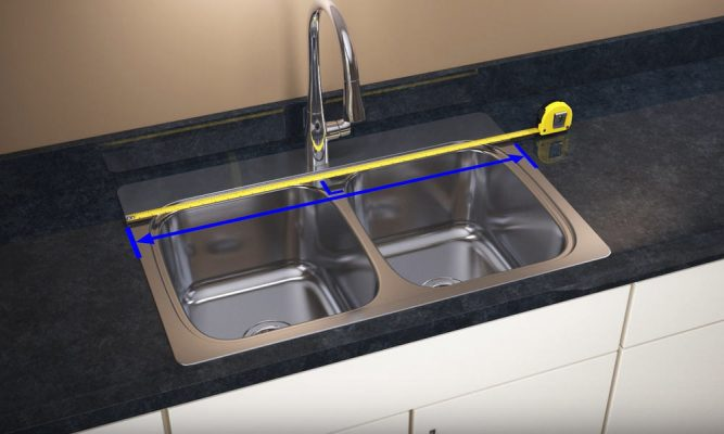 Size of the Kitchen Sink