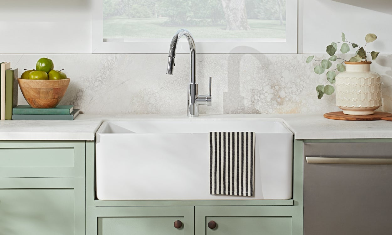 choose the right kitchen sink