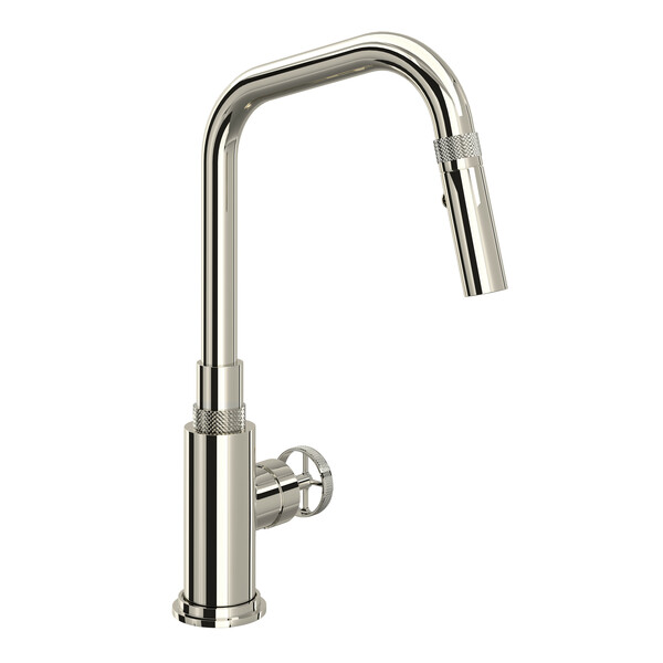 ROHL CP56D1IWPN Campo Kitchen Faucet In Polished Nickel
