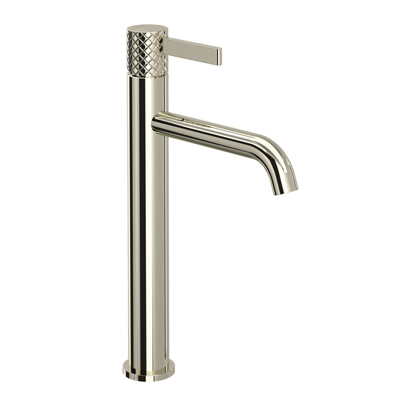 ROHL TE02D1LMSTN Tenerife Tall Bathroom Faucet In Polished Nickel
