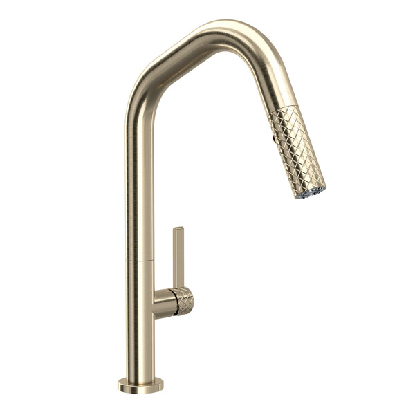 ROHL Tenerife TE56D1LMSTN Pull-Down Kitchen Faucet