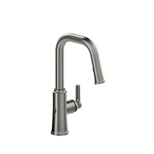 Riobel TTSQ111SS Trattoria Touchless Kitchen Faucet Stainless Steel