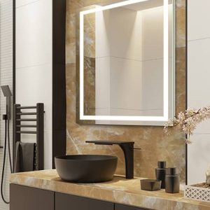 Electric Mirror Integrity LED Lighted Mirror