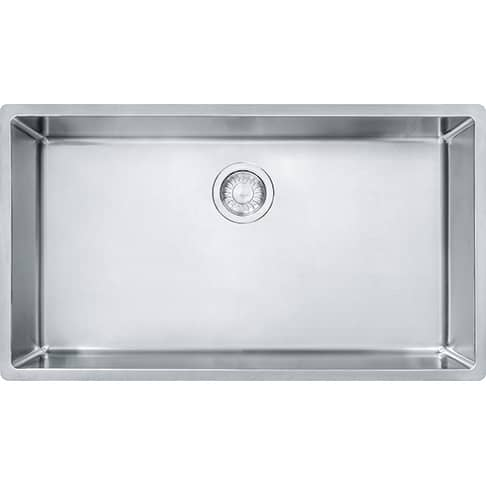 Franke CUX110-30-CA Cube Stainless Steel Kitchen Sink