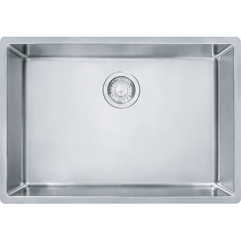 Franke Cube CUX110-25-CA Undermount Stainless Steel Kitchen Sink