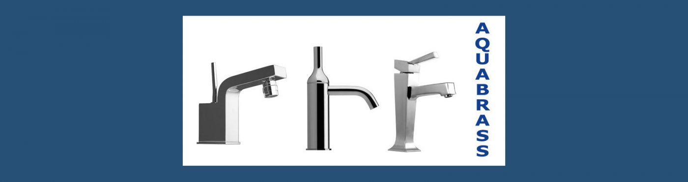Aquabrass bathroom and kitchen faucets