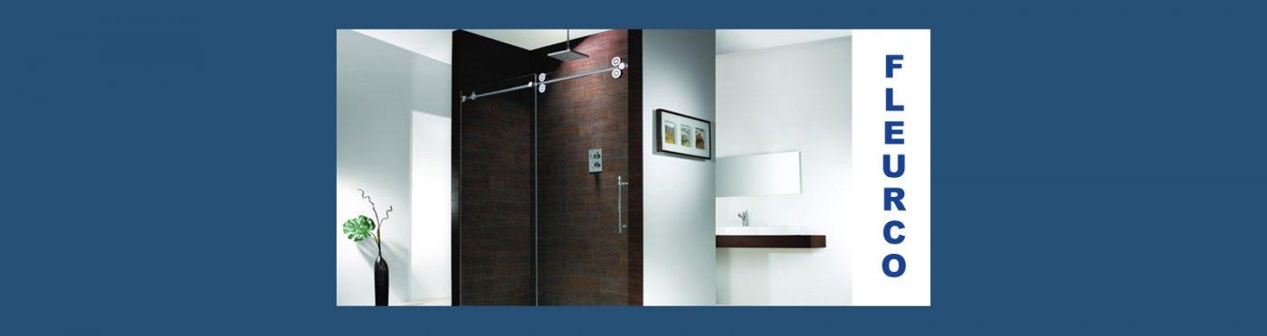 Fleurco Shower Doors and Shower Bases