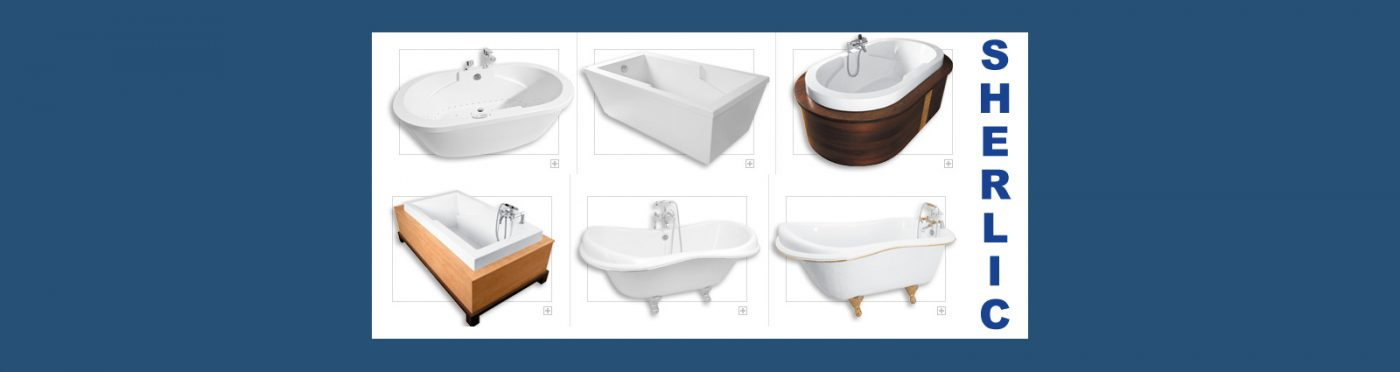 Sherlic Bathtubs and Shower Bases