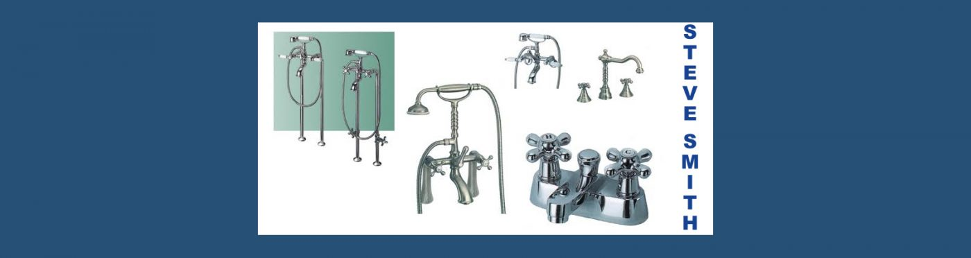 Steve Smith Sales Group Bath Faucet