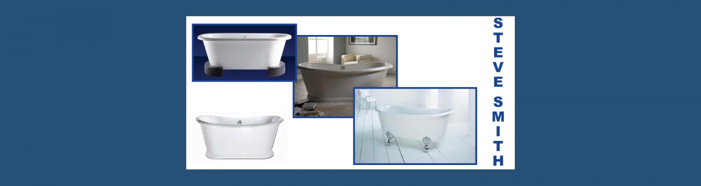 Steve Smith Sales Group Freestanding Bathtub