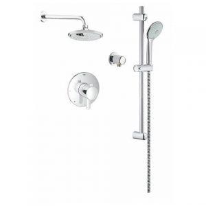 Grohe 117166 Cosmopolitan PBV Dual Function Shower Kit