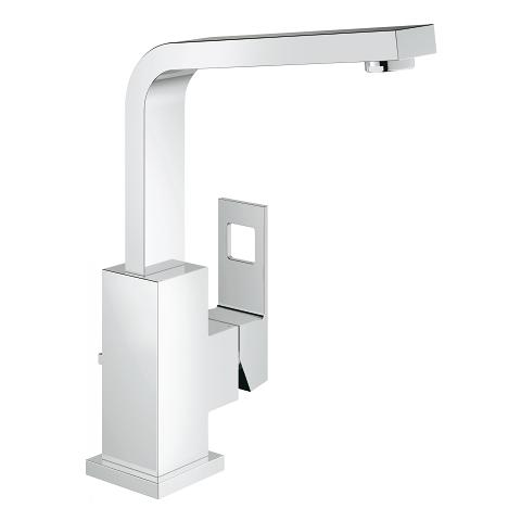 Grohe 23184000 Eurocube Bathroom Centerset Faucet