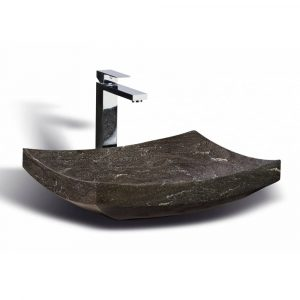Unik Stone LPG-012 Limestone Vessel Sink