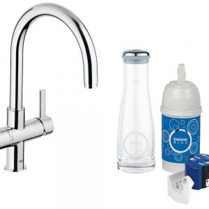 Grohe Blue Pure Kitchen Faucet 31312000