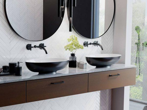 smart washing sink