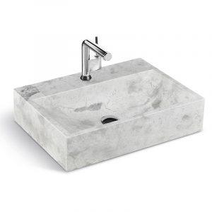 Unik Stone LMS-024 Ice marble Sink