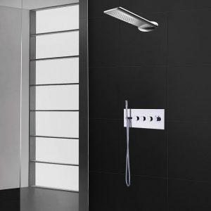 Pierdeco Design Shower Column - PD-830-RD-KIT-1- AquaMassage 1