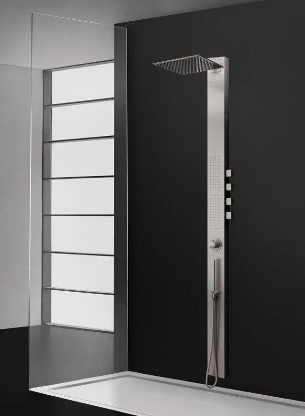 Pierdeco Design Shower Column - PD-875-S/SS - AquaMassage