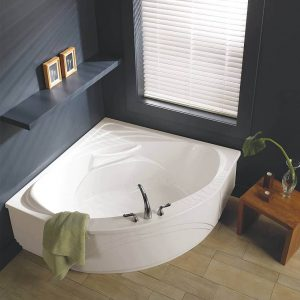 BainUltra SENSATION Corner Bathtub