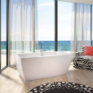 Bain Ultra ESSENCIA 6838 Freestanding Bathtub
