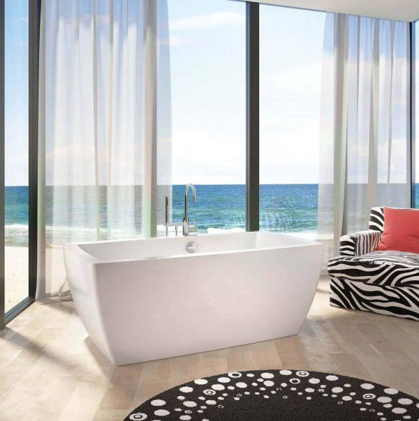 Bain Ultra ESSENCIA 6838 Freestanding Bathtub