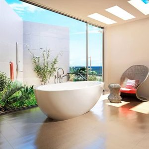 Bain Ultra ESSENCIA DESSIGN Bathtub