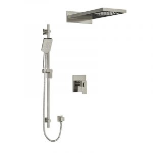 Riobel Zendo Kit#2745ZOTQBN Brushed Nickel