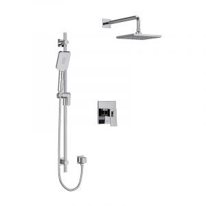 Riobel Kit#323ZOTQC ZENDO chrome Shower Kit