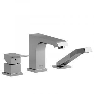 Riobel ZO10C 3-Piece Deck-Mount Tub Filler