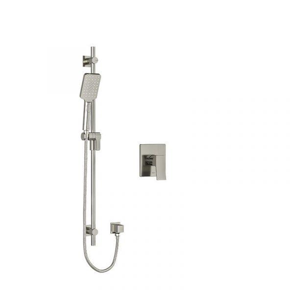 Riobel Zendo ZOTQ54BN Shower Kit