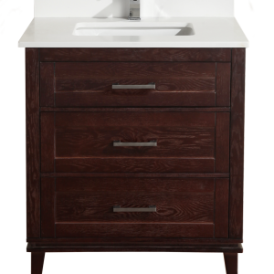 "Bliss Bath Rideau Collection 30"" Vanity- RI-V3022DW"