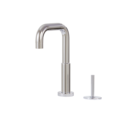 2-piece lavatory faucet with side joystick - 68012