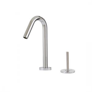 2-piece lavatory faucet with side joystick - X7512