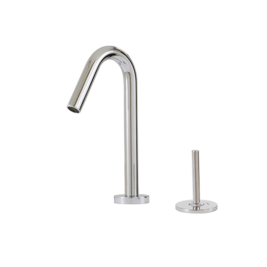 2-piece lavatory faucet with side joystick - X7512